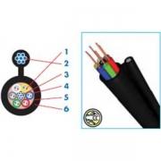 Cablu fibra optica Figure 8 TKF 6 FIBRE SUFA 5800N