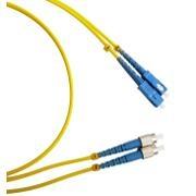 Patch cord FO SM SC/FC duplex 10m
