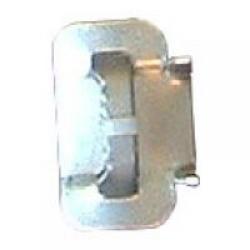Catarama otel inoxidabil 13mm x 1mm