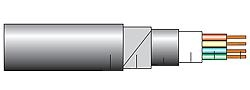 Cablu electric de energie CYY-F