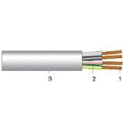 H05VV-F flexible copper cable H05VV-F