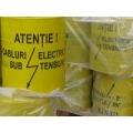 Folie avertizoare cablu electric