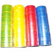 Banda izolatoare PVC 0.15 mm x 19 mm x 20 m