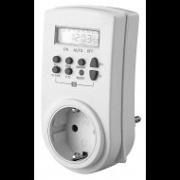 Priza Timer cu releu mecanic, 24H, Utilizabil in exterior sau interior