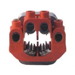 Conector inel pentru cabluri si conductori electrici