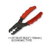 Cleste profesional pentru sertizare, crimpare si taiere cablu