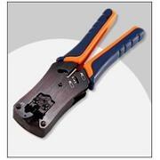 Cleste sertizat profesional pt RJ45; RJ11; RJ12
