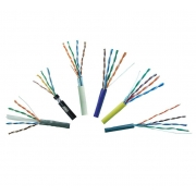 Cablu FTP cupru 6e FullCooper