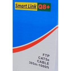 Cablu FTP 5e cupru integral SmartLink Q8+