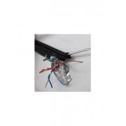 Cablu FTP 5e din cupru cu sufa de otel