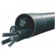 Tuburi PVC de protectie cabluri electrice
