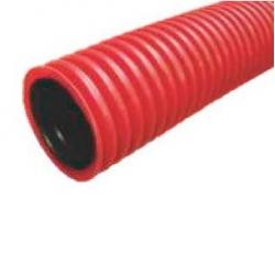 Tub protectie cablu gofrat dublu strat